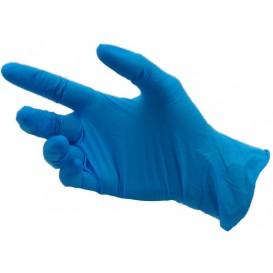 #TIGN-5700 Manusi din NITRIL ultra senzitive, nepudrate, marimea L, albastre