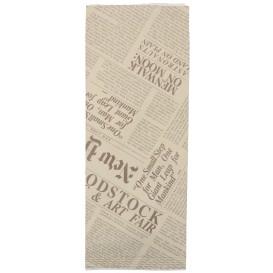 #RST-2300 Port tacamuri din hartie cu servetele albe, 380 x 380 mm, 2 straturi, ziar