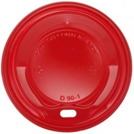 CAPAC PAHAR CARTON D90 CALD ROSU /100 10/BX
