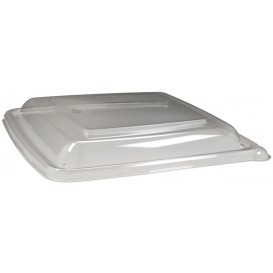 #CTR-BIO-1400-205205-C Capace din PET, transparente, L205-FA, dome