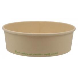 #CTR-CPS-1300-D184 Boluri biodegradabile din bambus + PLA, bej, D184-1000
