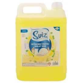 #TIGN-6100 Detergent TM vase, galben, 5l