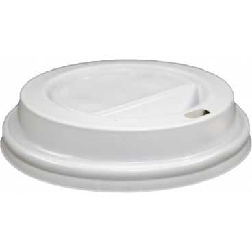 PAHCART72C Capace pentru bauturi calde din PS Ø72mm albe