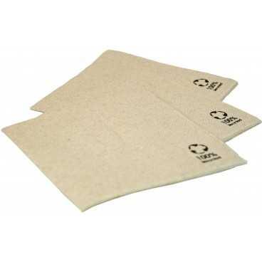 Servetele point to point, pliate in 4, 200 x 200 mm, 2 straturi, reciclat 100%