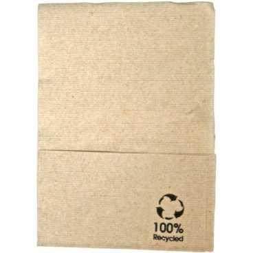 Servetele pentru dispenser, pliate in 4, 170 x 170 mm, 1 strat, reciclat 100%