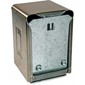 2600V085D Dispenser din inox pentru servetele pliate spre exterior, 85 x 120 mm, inox