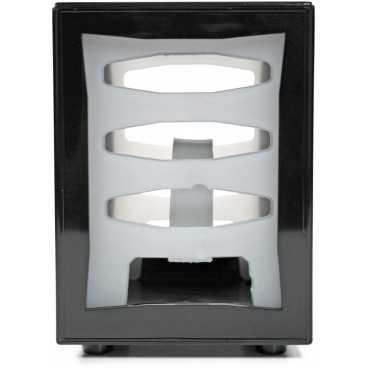 DISPENSER PLASTIC CLX SERV 17X17 NGR 48/BX