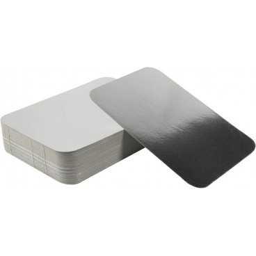 #CTR-PAL-1400-C Capac caserola aluminiu M 784, argintiu, 212 x 150 mm