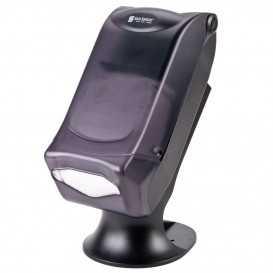 #RST-2600FO170D Dispenser din plastic cu picior pentru servetele pliate, 170 x 100 mm, negru