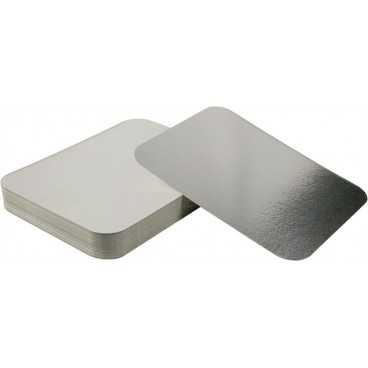 #CTR-PAL-1400-C Capac caserola aluminiu M 680, argintiu, 220 x 170 mm