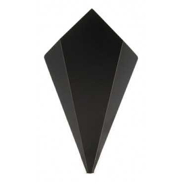 Corneturi din carton, 100gr, negre