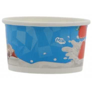 1200CS Cupe din carton, milk ice cream, Ø ... Mm, 3oz