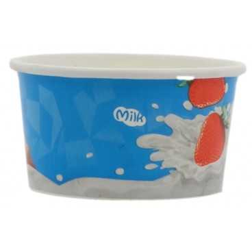 1200CS Cupe din carton, milk ice cream, Ø ... Mm, 5oz