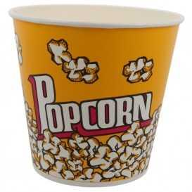 1300-01FC Boluri din carton, popcorn, Ø 225 mm, 5400cc