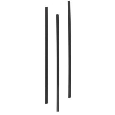 0500 PAIE JUMBO DREPTE NEGRE /1000 5/BX