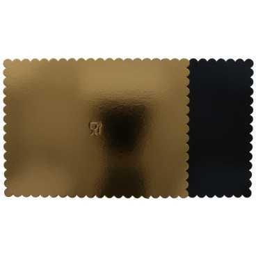 3800 PLANSETE CART G4M AUR+NGR 400X600 10/SET