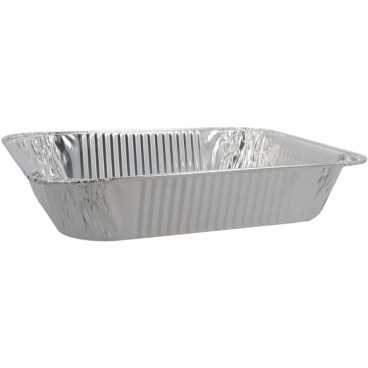 3100AL325X265 Tava din aluminiu gastronorm 1/2, 325 x 265 x 65 mm, 3600ml, argintiu