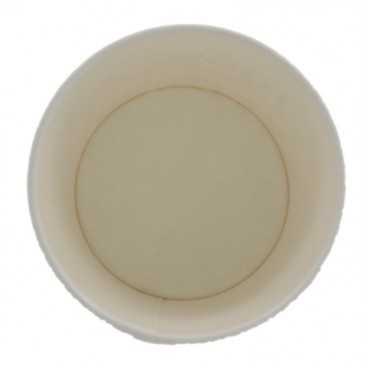 0200-CRTPLAP1 Pahare din carton + PLA cu perete simplu, Ø 62 mm, 4oz, mix 4 culori