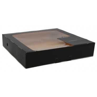 A04 029 CUTIE CART + F NEGRU 250X250X50 50/BX
