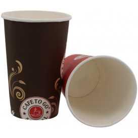 0200CRT PAHAR CARTON CAFE SPECIAL 16OZ D90 /50 20/BX
