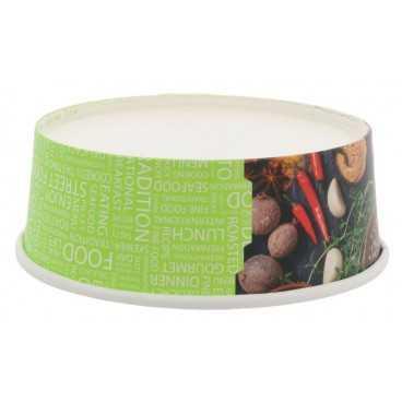 1300-04CS Boluri din carton, street food, Ø 184 mm, 1300cc