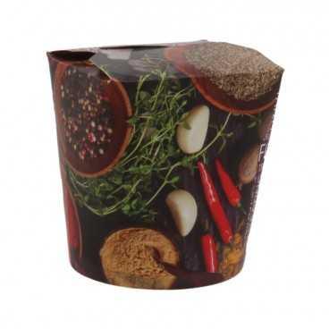 1400CA Cutii din carton pentru noodles, 500cc, street food