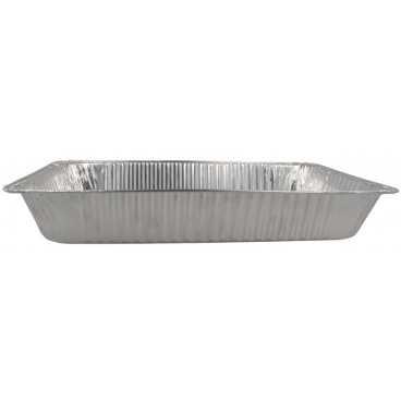 3100AL530X325 Tava din aluminiu gastronorm 1/1, 530 x 325 x 80 mm, 10250ml, argintiu