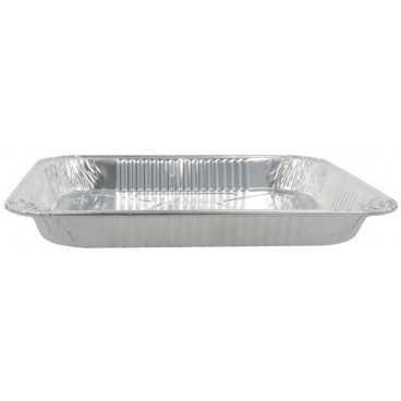 3100AL325X265 Tava din aluminiu gastronorm 1/2, 325 x 265 x 40 mm, 2690ml, argintiu