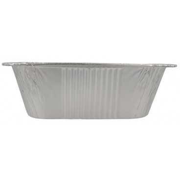 3100AL325X265 Tava din aluminiu gastronorm 1/2, 325 x 265 x 105 mm, 5200ml, argintiu