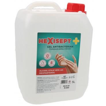 #TIGN-61-- Dezinfectant maini Hexisept - gel antibacterian - 5L