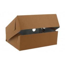 3700 Cutii din carton + aluminiu, KN, Grill, 140 x 105 x 48 mm