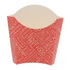 #CTR-CRTSTF-1600 Cutii din carton pentru cartofi, street food, M250
