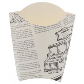 #CTR-CRTZIR-1600 Cutii din carton pentru cartofi, ziar, M470