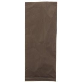 2300 Port tacamuri din hartie, Chocolate, cu servetele 380 x 380 mm, 2 straturi, albe