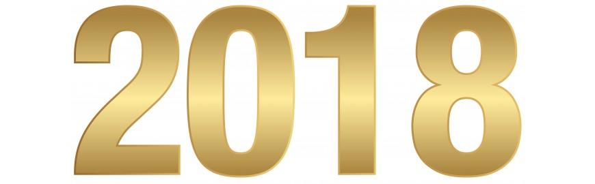Noutatile anului 2018