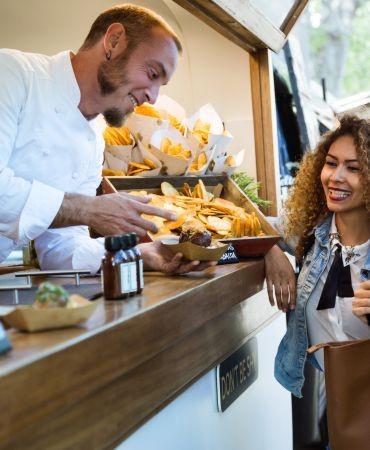 Ambalaje pentru Catering si Street food